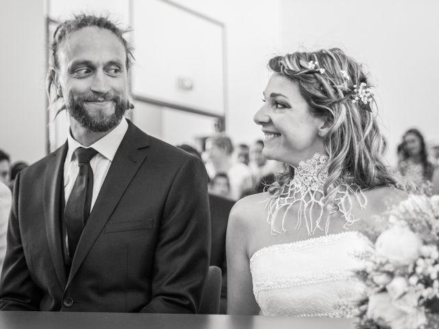 Le mariage de Stéphane et Johanna à Échalas, Rhône 10