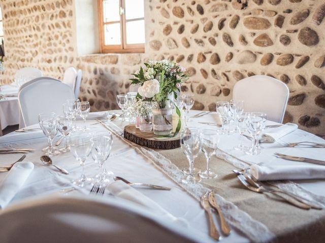 Le mariage de Stéphane et Johanna à Échalas, Rhône 18