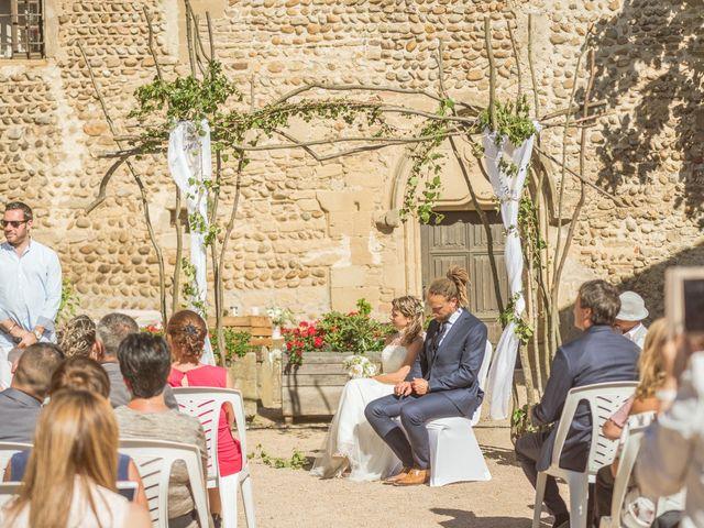 Le mariage de Stéphane et Johanna à Échalas, Rhône 19