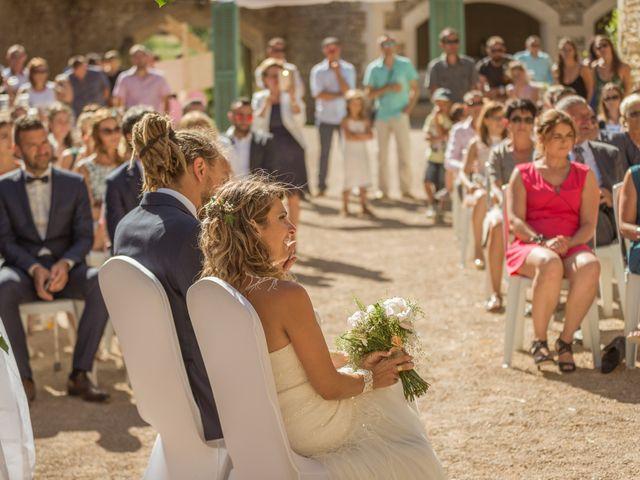 Le mariage de Stéphane et Johanna à Échalas, Rhône 20