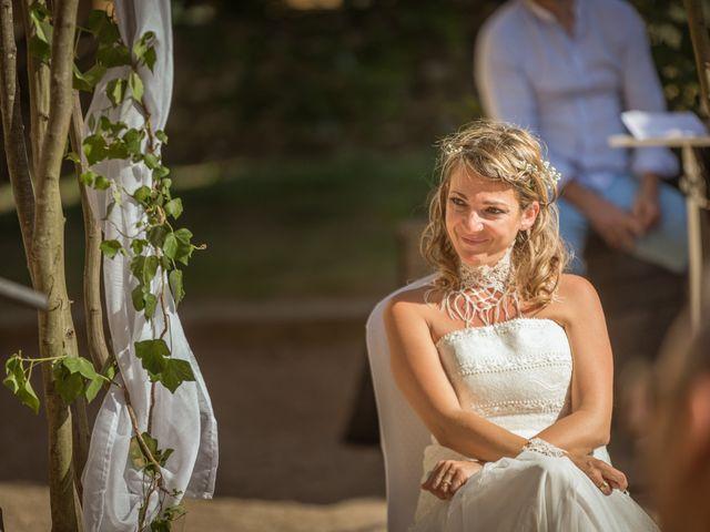 Le mariage de Stéphane et Johanna à Échalas, Rhône 25
