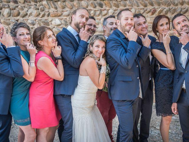 Le mariage de Stéphane et Johanna à Échalas, Rhône 30
