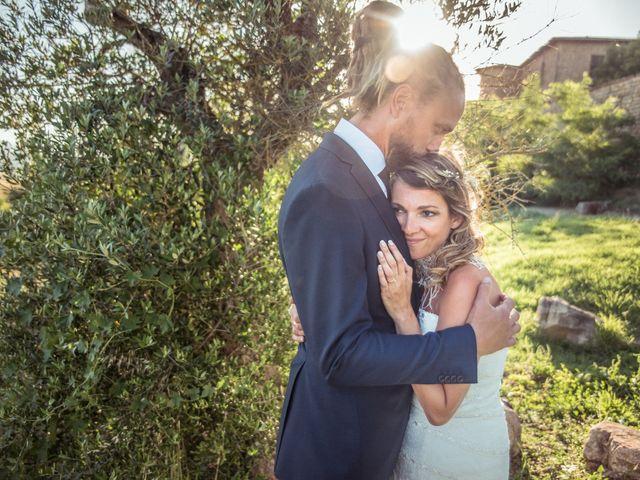 Le mariage de Stéphane et Johanna à Échalas, Rhône 2