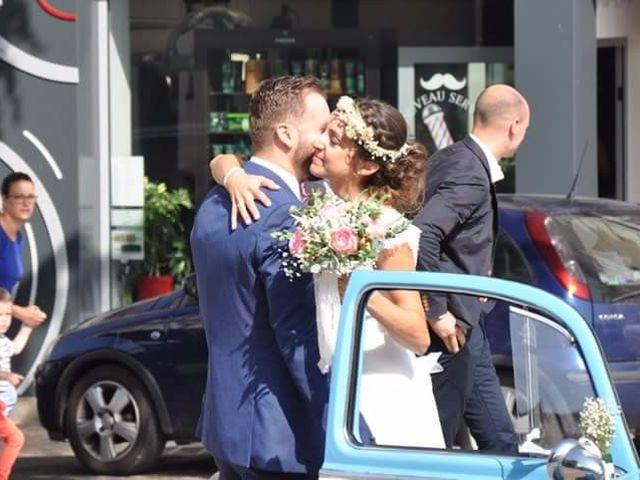 Le mariage de Jérémy et Sonia à Chanzeaux, Maine et Loire 15