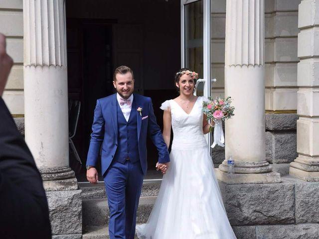 Le mariage de Jérémy et Sonia à Chanzeaux, Maine et Loire 18