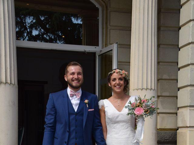 Le mariage de Jérémy et Sonia à Chanzeaux, Maine et Loire 19