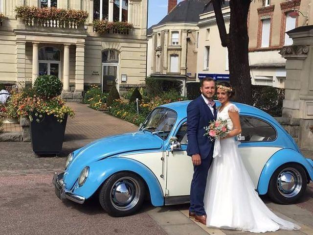 Le mariage de Jérémy et Sonia à Chanzeaux, Maine et Loire 20