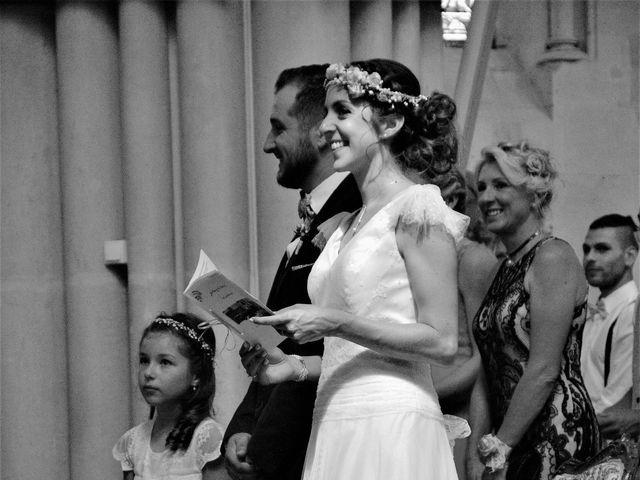 Le mariage de Jérémy et Sonia à Chanzeaux, Maine et Loire 23