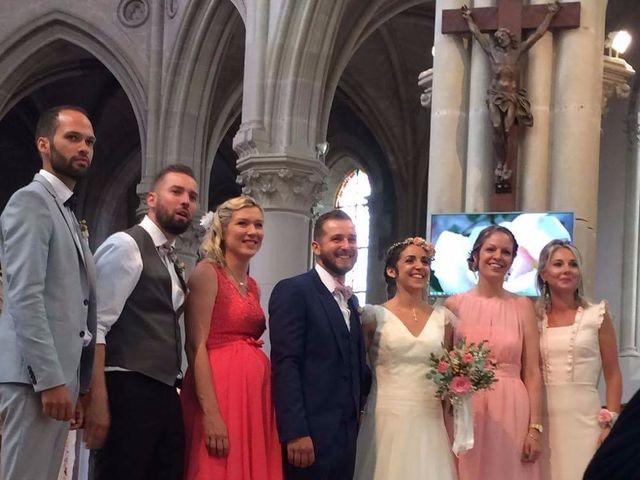 Le mariage de Jérémy et Sonia à Chanzeaux, Maine et Loire 24