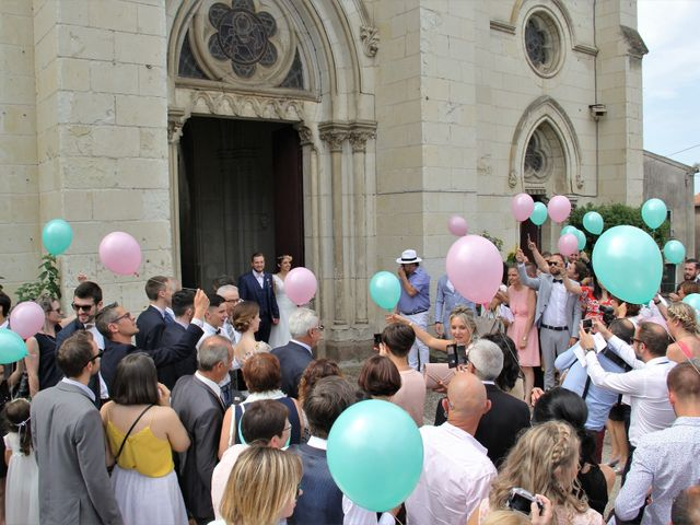 Le mariage de Jérémy et Sonia à Chanzeaux, Maine et Loire 26