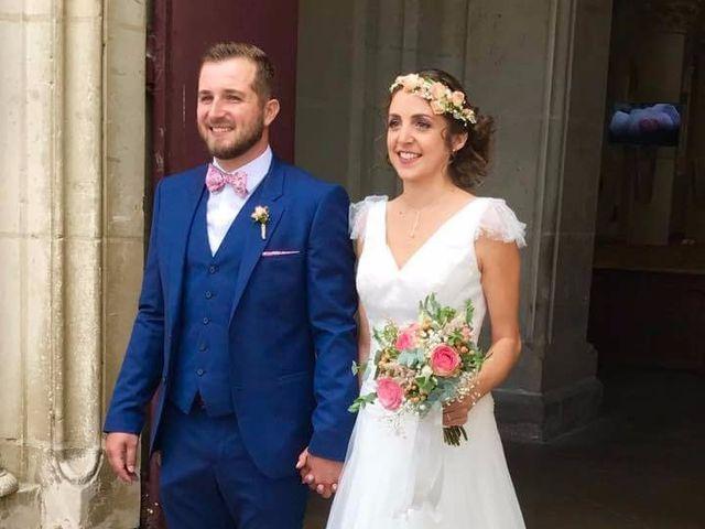 Le mariage de Jérémy et Sonia à Chanzeaux, Maine et Loire 27