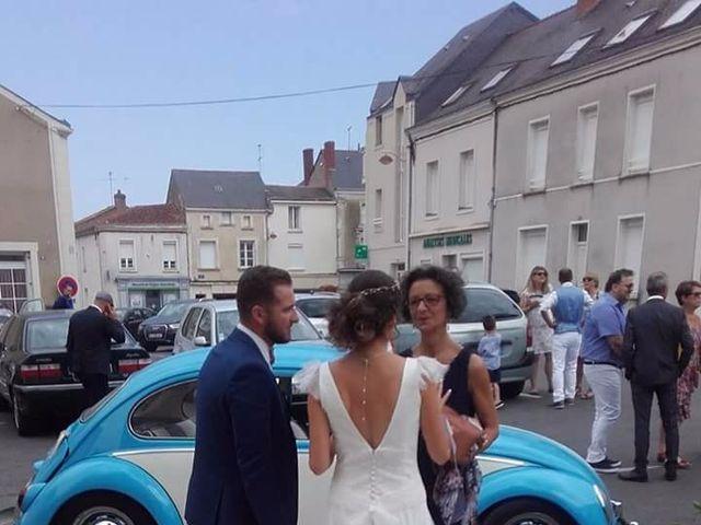 Le mariage de Jérémy et Sonia à Chanzeaux, Maine et Loire 29