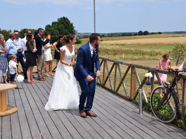 Le mariage de Jérémy et Sonia à Chanzeaux, Maine et Loire 39