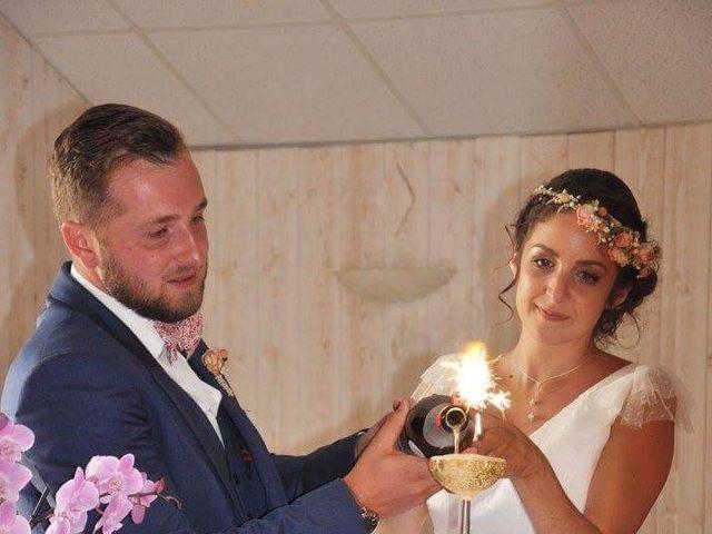 Le mariage de Jérémy et Sonia à Chanzeaux, Maine et Loire 42