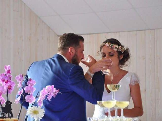 Le mariage de Jérémy et Sonia à Chanzeaux, Maine et Loire 43