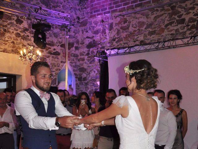 Le mariage de Jérémy et Sonia à Chanzeaux, Maine et Loire 45