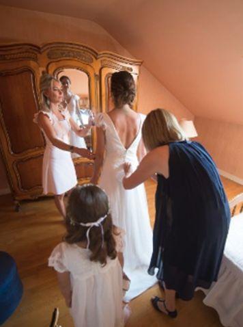 Le mariage de Jérémy et Sonia à Chanzeaux, Maine et Loire 9