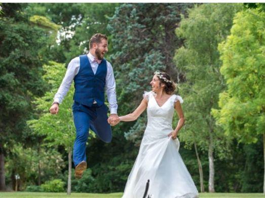 Le mariage de Jérémy et Sonia à Chanzeaux, Maine et Loire 53