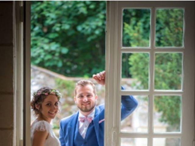 Le mariage de Jérémy et Sonia à Chanzeaux, Maine et Loire 54