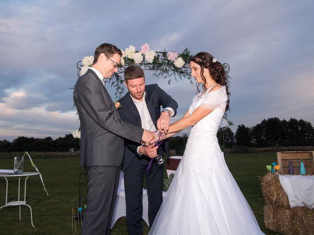 Le mariage de Luc et Lucie à Zellwiller, Bas Rhin 4