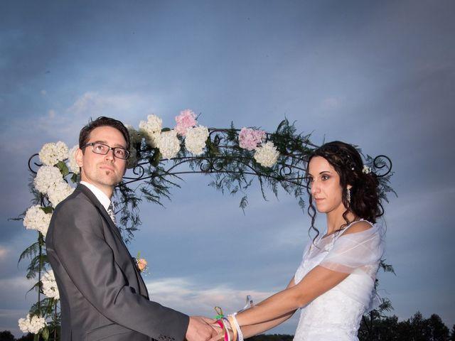 Le mariage de Luc et Lucie à Zellwiller, Bas Rhin 5