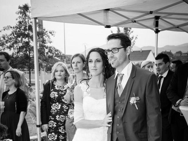 Le mariage de Luc et Lucie à Zellwiller, Bas Rhin 13