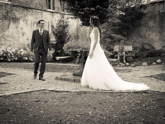 Le mariage de Luc et Lucie à Zellwiller, Bas Rhin 41