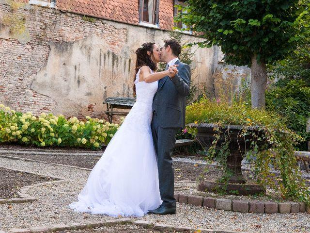 Le mariage de Luc et Lucie à Zellwiller, Bas Rhin 55