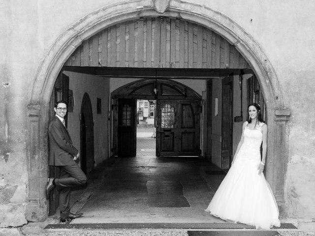 Le mariage de Luc et Lucie à Zellwiller, Bas Rhin 56