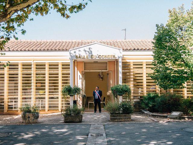 Le mariage de David et Tifenn à Fuveau, Bouches-du-Rhône 1