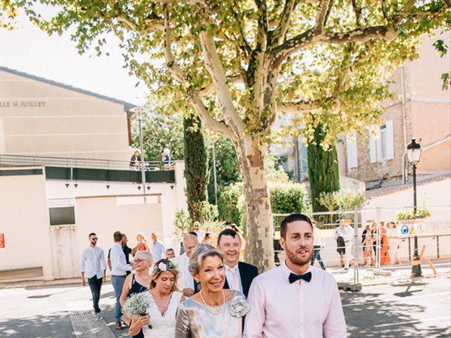 Le mariage de David et Tifenn à Fuveau, Bouches-du-Rhône 3