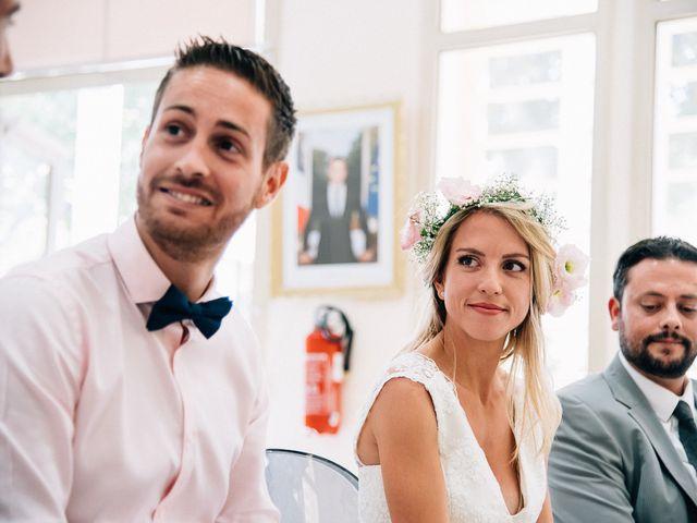 Le mariage de David et Tifenn à Fuveau, Bouches-du-Rhône 7