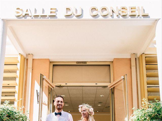 Le mariage de David et Tifenn à Fuveau, Bouches-du-Rhône 11