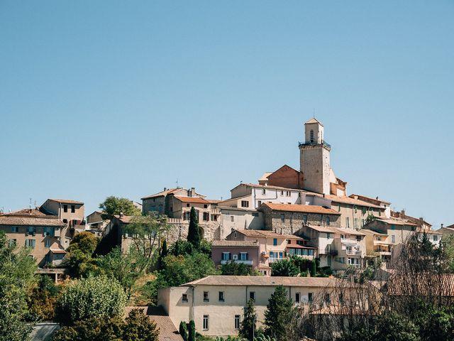 Le mariage de David et Tifenn à Fuveau, Bouches-du-Rhône 12