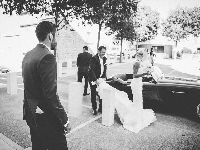 Le mariage de David et Tifenn à Fuveau, Bouches-du-Rhône 38