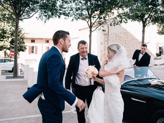 Le mariage de David et Tifenn à Fuveau, Bouches-du-Rhône 39