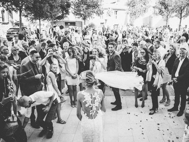 Le mariage de David et Tifenn à Fuveau, Bouches-du-Rhône 58