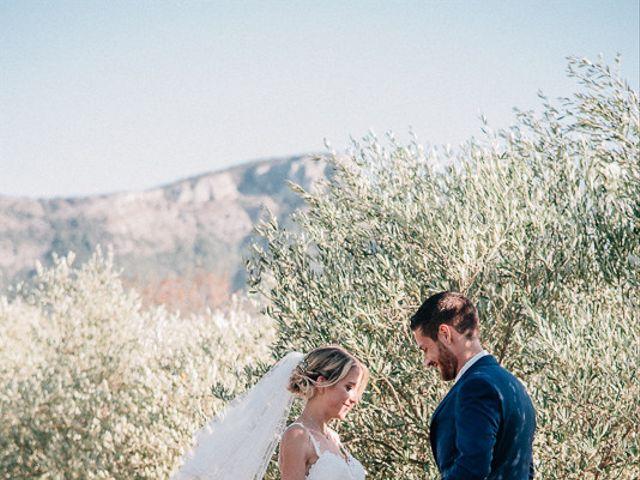 Le mariage de David et Tifenn à Fuveau, Bouches-du-Rhône 62