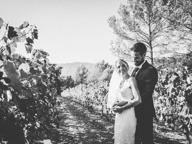 Le mariage de David et Tifenn à Fuveau, Bouches-du-Rhône 68