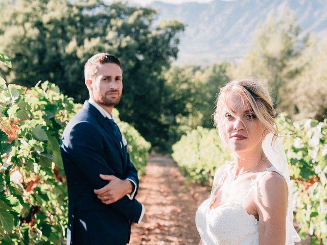 Le mariage de David et Tifenn à Fuveau, Bouches-du-Rhône 69