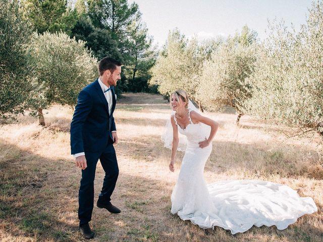 Le mariage de David et Tifenn à Fuveau, Bouches-du-Rhône 77