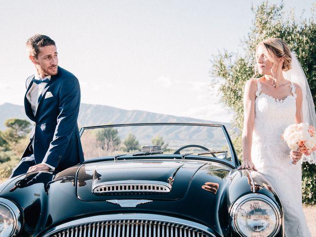 Le mariage de David et Tifenn à Fuveau, Bouches-du-Rhône 84