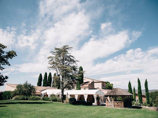 Le mariage de David et Tifenn à Fuveau, Bouches-du-Rhône 86