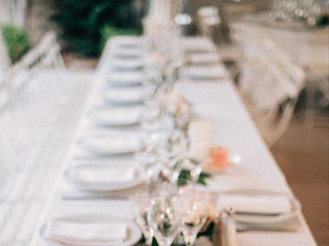 Le mariage de David et Tifenn à Fuveau, Bouches-du-Rhône 91