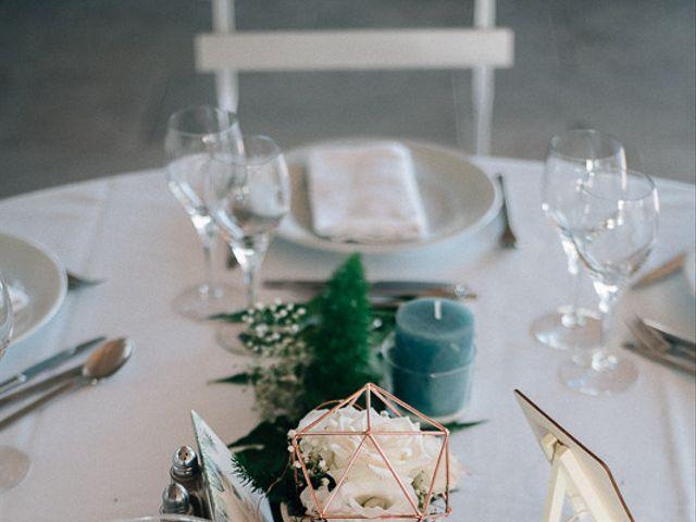 Le mariage de David et Tifenn à Fuveau, Bouches-du-Rhône 92