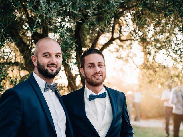 Le mariage de David et Tifenn à Fuveau, Bouches-du-Rhône 111