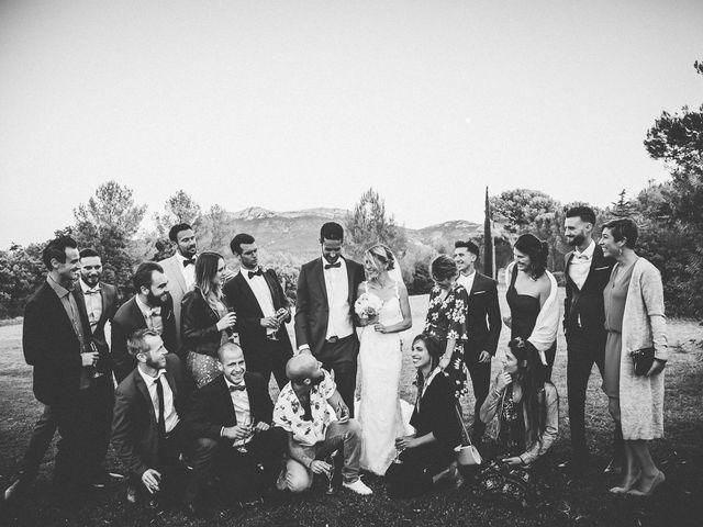 Le mariage de David et Tifenn à Fuveau, Bouches-du-Rhône 119