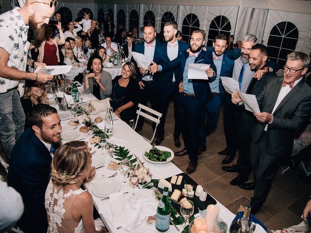 Le mariage de David et Tifenn à Fuveau, Bouches-du-Rhône 140