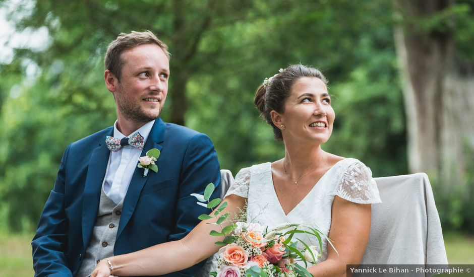 Le mariage de Louis et Marion à Saint-Rémy-du-Plain, Ille et Vilaine