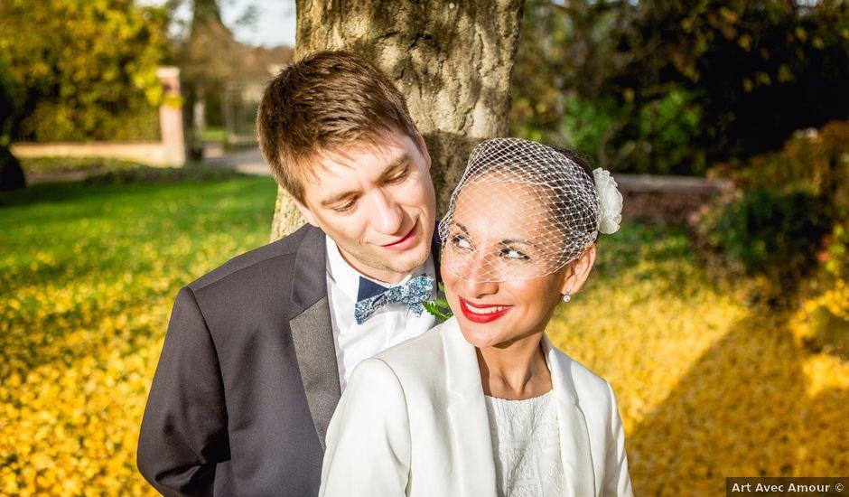 Le mariage de Alexis et Ellen à Provins, Seine-et-Marne
